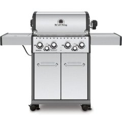 Газовий гриль Broil King Baron 490S Silver |